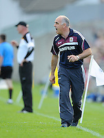 28th June 2014; Galway manager Anthony Cunningham. GAA Hurling Senior Championship Semi-Final replay Kilkenny v Galway, O'Connor Park, Tullamore. Picture credit: Tommy Grealy/actionshots.ie.