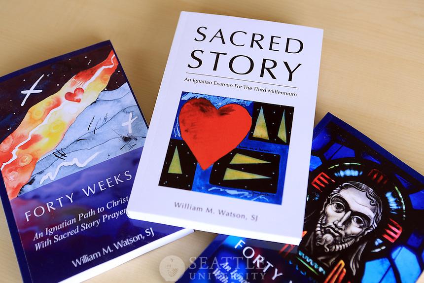 05222013- Fr. William Watson S.J.<br /> <br /> Sacred Story Institute - Ignatian Spirituality for Third Mellennium Evangelization