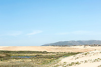 Rancho Guadalupe Dunes Preserve (part of the Guadalupe-Nipomo Dunes Complex) in Santa Barbara County near Guadalupe, California.