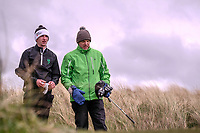 Sean Flanagan (Co Sligo) during the 3rd round of matchplay at the 2018 West of Ireland, in Co Sligo Golf Club, Rosses Point, Sligo, Co Sligo, Ireland. 02/04/2018.<br /> Picture: Golffile | Fran Caffrey<br /> <br /> <br /> All photo usage must carry mandatory copyright credit (&copy; Golffile | Fran Caffrey)