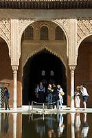 ESP, Spanien, Andalusien, Granada: Alhambra, Patio de Arrayanes   ESP, Spain, Andalusia, Granada: Alhambra, Patio de Arrayanes,