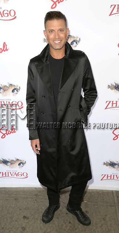 Omar Sharif Jr. attends the Broadway Opening Night Performance of  'Doctor Zhivago'  at  The Broadway Theatre on April 21, 2015 in New York City.