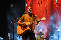 WEST PALM BEACH, FL - OCTOBER 05: Jack Johnson performs at The Coral Sky Amphitheatre on October 5, 2017 in West Palm Beach Florida. <br /> CAP/MPI04<br /> &copy;MPI04/Capital Pictures