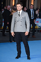"Taron Egerton<br /> at the ""Eddie the Eagle"" European premiere, Odeon Leicester Square London<br /> <br /> <br /> ©Ash Knotek  D3099 17/03/2016"