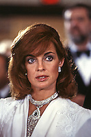"Linda Gray as Sue Ellen Ewing,  ""Dallas,"" 1980. Photo by John G. Zimmerman."