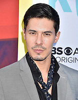 """BEVERLY HILLS, CA - AUGUST 07: Lewis Tan attends the LA Premiere of CBS All Access' """"Why Women Kill"""" at Wallis Annenberg Center for the Performing Arts on August 07, 2019 in Beverly Hills, California.<br /> CAP/ROT<br /> ©ROT/Capital Pictures"""