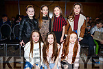 Attending the Strictly Young Dancing in the Ballyroe Heights Hotel on Saturday night. Front l to r: Tia O&rsquo;Sullivan, Shauna Quinlan and Abbie Sheehan.<br /> Back l to r: Jessica Kostrzew, Laila Collins, Grace Murphy and Chloe Kavanagh.