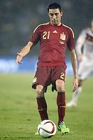 Spain's Bruno during international friendly match.November 18,2014. (ALTERPHOTOS/Acero) /NortePhoto<br /> NortePhoto.com