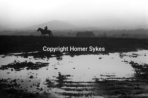 Appleby Horse Gypsy Fair Cumbria. Uk 1981.