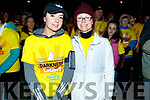 Laura Moynihan and Deirdre Moynihan, Tralee, who took part in the Darkness Into Light walk, Tralee, on Saturday last.