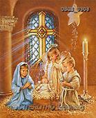 Dona Gelsinger, EASTER RELIGIOUS, paintings, Holy Family, kids(USGE0308,#ER#) Ostern, religiös, Pascua, relgioso, illustrations, pinturas
