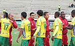 Patriotas derroto 2x1  al Atletico Huila en la primera fecha del torneo apertura de la liga postobon  del futol Colombiano