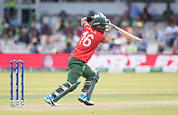Liton Das (Bangladesh) drives through point during Pakistan vs Bangladesh, ICC World Cup Cricket at Lord's Cricket Ground on 5th July 2019
