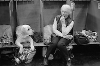 Birmingham, England, 25-28/05/2001..Over 20,000 dogs and their owners take part in Crufts Dog Show, the largest event of its kind in the world.