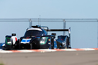 12th January 2020; The Bend Motosport Park, Tailem Bend, South Australia, Australia; Asian Le Mans, 4 Hours of the Bend, Race Day; The number 1 Eurasia Motorsport LMP2 driven by Shane van Gisbergen, Daniel Gaunt, Nick Cassidy during the race - Editorial Use