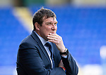 St Johnstone v Ross County&hellip;12.05.18&hellip;  McDiarmid Park    SPFL<br />Saints manager Tommy Wright<br />Picture by Graeme Hart. <br />Copyright Perthshire Picture Agency<br />Tel: 01738 623350  Mobile: 07990 594431