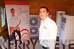 Diarmuid Evolve Technical Solutions Ballyseedy Garden Centre Tralee,