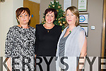 Elona Maklissova, Olena Kalymina and Audrey O'Carroll. enjoying the Ladies Lunch fashion show in Support of the Kerry Cancer support Group at the Ballyroe  Heights Hotel on Sunday
