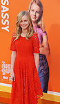 Angourie Rice arriving at the premiere for The Nice Guys held at the TCL Chinese Theatre Los Angeles Ca. May 10, 2016
