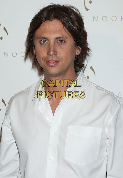 Jonathan Cheban.'Noon by Noor' Launch Event held at the Sunset Tower Hotel, West Hollywood, California, USA..July 20th, 2011.headshot portrait white shirt  .CAP/ADM/RE.©Russ Elliot/AdMedia/Capital Pictures.