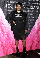 NEW YORK, NY - NOVEMBER 08: Precious Lee attends the release of Christian Siriano's  book 'Dresses To Dream About' at the Rizzoli Flagship Store on November 8, 2017 in New York City.  <br /> CAP/MPI/JP<br /> &copy;JP/MPI/Capital Pictures