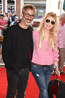 David Badiel and Morwenna Banks<br /> at the &quot;Hampstead&quot; premiere, Everyman Hampstead cinema, London. <br /> <br /> <br /> &copy;Ash Knotek  D3280  14/06/2017