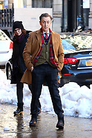 www.acepixs.com<br /> <br /> March 3 2017, New York City<br /> <br /> Actor Alan Cumming was on the set of the new TV show 'Instinct' on March 16 2017 in New York City<br /> <br /> By Line: Zelig Shaul/ACE Pictures<br /> <br /> <br /> ACE Pictures Inc<br /> Tel: 6467670430<br /> Email: info@acepixs.com<br /> www.acepixs.com