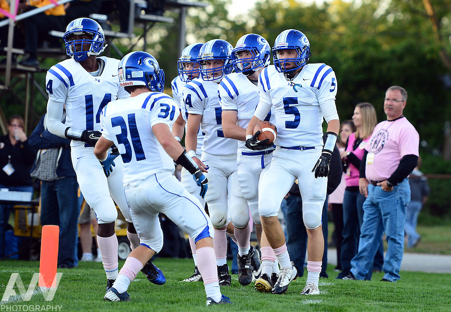Anthony Wayne Generals at Northview Wildcats