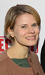 Celia Keenan-Bolger attends the Broadway Opening Night Performance of  'Indecent' at The Cort Theatre on April 18, 2017 in New York City.