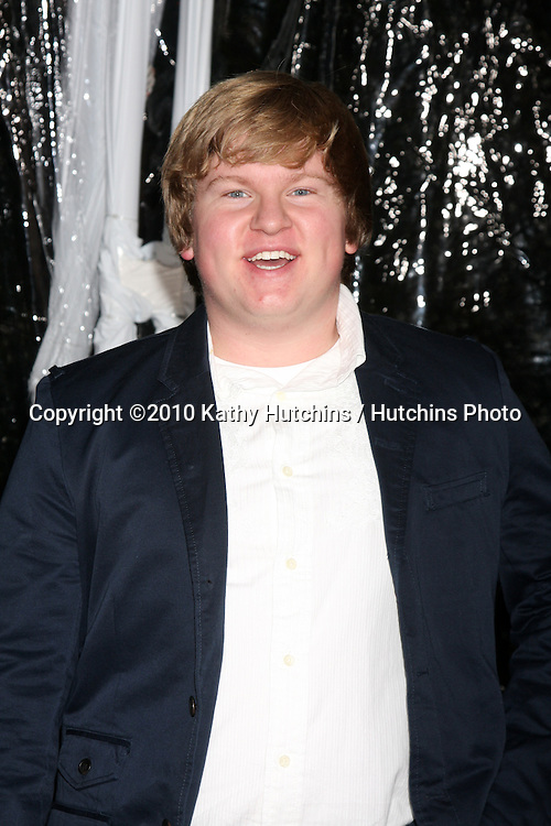 Doug Brochu.arrivng at the premiere of The Wolfman..Arclight Hollywood.Los Angeles, CA.February 9, 2010.©2010 Kathy Hutchins / Hutchins Photo....