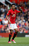 Demitri Mitchell of Manchester United during the English Premier League match at the Old Trafford Stadium, Manchester. Picture date: May 21st 2017. Pic credit should read: Simon Bellis/Sportimage