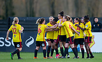 Watford Ladies v Tottenham Hotspur Ladies - FAWSL - 29.10.2017