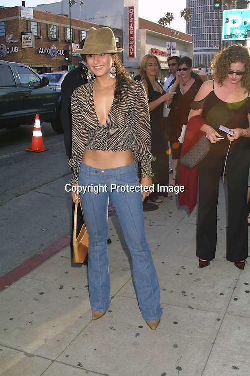 ©2003 KATHY HUTCHINS /HUTCHINS PHOTO.AMC & MOVIELINE'S HOLLYWOOD LIFE MAGAZINE'S .YOUNG HOLLYWOOD AWARDS.EL REY THEATER.LOS ANGELES, CA.MAY 4, 2003..EMMANUEL CHRIQUI