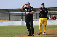 during Witham Town vs AFC Hornchurch, Bostik League Division 1 North Football at Spa Road on 14th April 2018