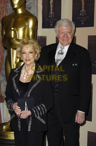 EILEEN FULTON & RICHARD BARCLAY .The Academy of Motion Picture Arts & Sciences' Official New York Oscar Night Celebration at the St. Regis Hotel, New York, New York, USA..February 21st, 2007.half length black jacket .CAP/ADM/BL.©Bill Lyons/AdMedia/Capital Pictures *** Local Caption ***