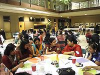 The Harker School - US - Upper School - US Grade 11 Family Social held in Nichols Hall - Photo by Naren Nayak