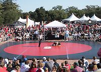 Stanford Wrestling vs Cal Poly, November 5, 2016