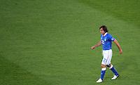 FUSSBALL  EUROPAMEISTERSCHAFT 2012   VORRUNDE Italien - Irland                       18.06.2012 Andrea Pirlo (Italien)