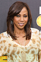SANTA MONICA, CA, USA - FEBRUARY 15: Holly Robinson Peete at the 4th Annual Cartoon Network Hall Of Game Awards held at Barker Hangar on February 15, 2014 in Santa Monica, California, United States. (Photo by David Acosta/Celebrity Monitor)