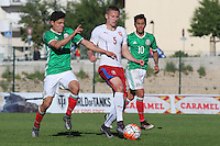 Mexico Under-20 vs Czech Republic Under-20 20-05-16