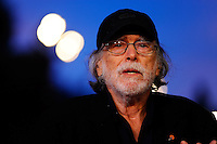 Rome, Italy, October 16, 2014. Tomas Milian attends the Rome Film Festival Opening and 'Soap Opera' Red Carpet during the 9th Rome Film Festival at Auditorium Parco Della Musica. (Antonello Nusca/Polaris)