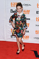 08 September 2017 - Toronto, Ontario Canada - Mckenna Grace. 2017 Toronto International Film Festival - &quot;I, Tonya&quot; Premiere held at Princess of Wales Theatre. <br /> CAP/ADM/BPC<br /> &copy;BPC/ADM/Capital Pictures