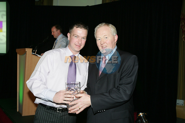 Boyne Valley Group Sales Person of the year.Photo NEWSFILE/FRAN CAFFREY..(Photo credit should read FRAN CAFFREY/NEWSFILE)...This Picture has been sent you under the condtions enclosed by:.Newsfile Ltd..the Studio,.Millmount Abbey,.Drogheda,.Co Meath..Ireland..Tel: +353(0)41-9871240.Fax: +353(0)41-9871260.GSM: +353(0)86-2500958.email: pictures@newsfile.ie.www.newsfile.ie.FTP: 193.120.102.198..This picture is from Fran Caffrey@newsfile.ie