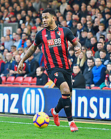 Joshua King of AFC Bournemouth during AFC Bournemouth vs Wolverhampton Wanderers, Premier League Football at the Vitality Stadium on 23rd February 2019