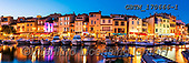Tom Mackie, LANDSCAPES, LANDSCHAFTEN, PAISAJES, pano, photos,+Cassis, Europe, European, France, Mediterranean, Provence, Tom Mackie, blue hour, building, buildings, coast, coastline, coas+tlines, evening, fishing boat, french, harbor, harbour, holiday destination, horizontal, horizontals, landscape, landscapes,+night time, nightscene, port, reflecting, reflection, reflections, time of day, tourism, tourist attraction, travel, twilight+, water, water's edge, waterfront, waterside, weather & time of day,Cassis, Europe, European, France, Mediterranean, Provence+,GBTM170666-1,#l#, EVERYDAY