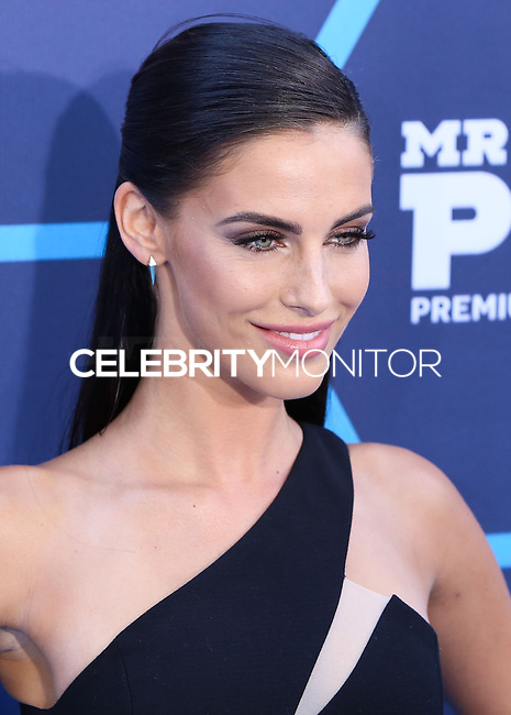 LOS ANGELES, CA, USA - JULY 27: Actress Jessica Lowndes arrives at the 16th Annual Young Hollywood Awards held at The Wiltern on July 27, 2014 in Los Angeles, California, United States. (Photo by Xavier Collin/Celebrity Monitor)