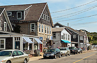 Downtown Woods Hole, Cape Cod, MA, Massachusettes