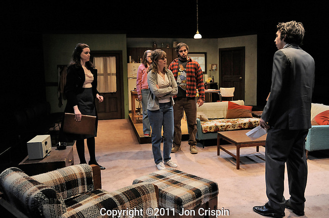 "UMASS production of ""Scarcity""..PO Box 958   Amherst, MA 01004.413 256 6453.ALL RIGHTS RESERVED.JON CRISPIN ."