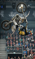 "2012 Motorrad Stuntshow ""Kings of Extreme"" @ Neue Messe Leipzig"