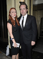 LONDON, ENGLAND - OCTOBER 04: Keeley Hawes &amp; Matthew Macfadyen attend the Shooting Star CHASE Ball, The Dorchester Hotel, Park Lane., on Saturday October 04, 2014 in London, England, UK. <br /> CAP/CAN<br /> &copy;Can Nguyen/Capital Pictures